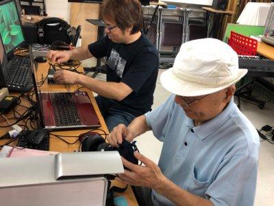 パソコンで音楽作り パソコン音楽 ご年配の方も活躍 趣味を楽しむ