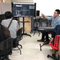 DTM 音楽 プロ ダンスミュージック制作演習